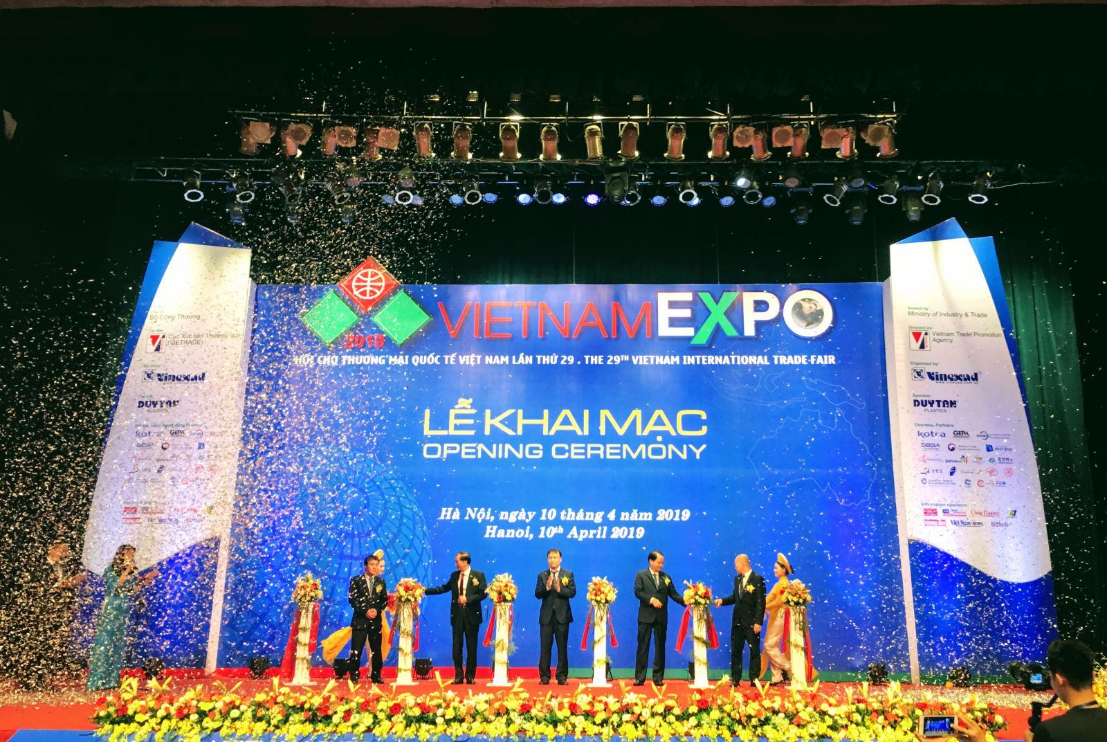 500 exhibitors join Vietnam Expo 2019