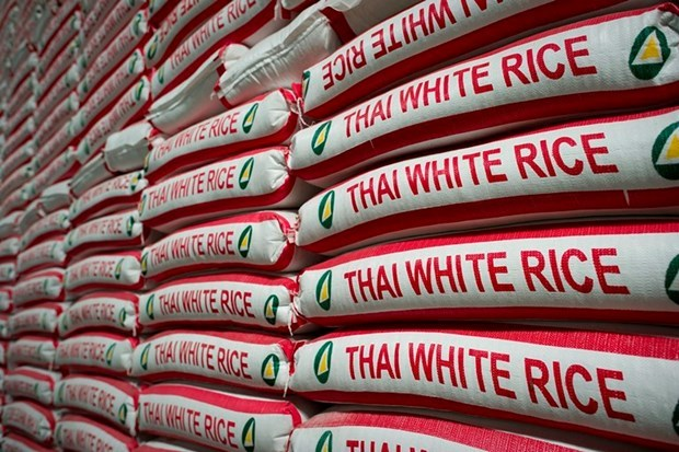 Thailand's rice exports down in both volume and value in February