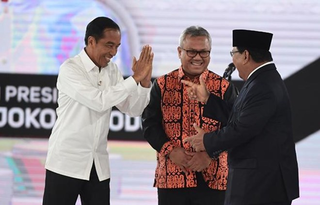 Indonesia: Presidential candidates hold different approaches on int'l relations