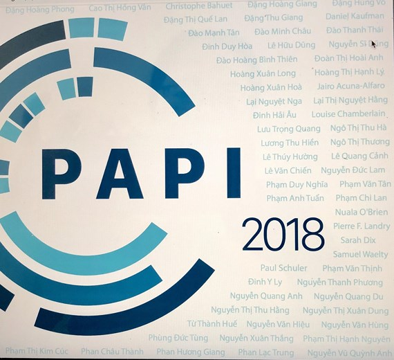 2018 PAPI Report: Citizens are more satisfied with public services