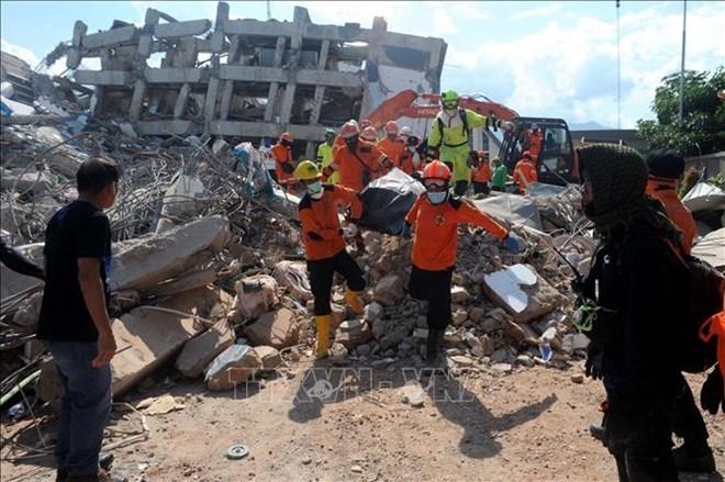 Indonesia: 4.5-magnitude earthquake hits Central Sulawesi
