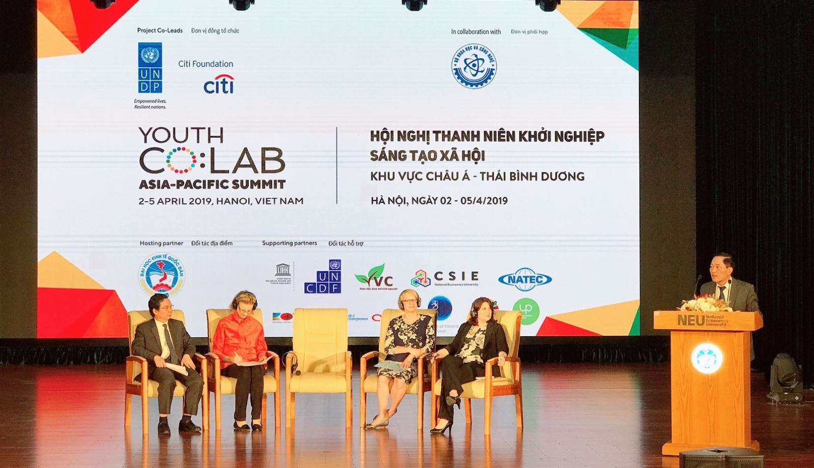 UNDP accelerates the largest youth social entrepreneurship movement in Asia - Pacific