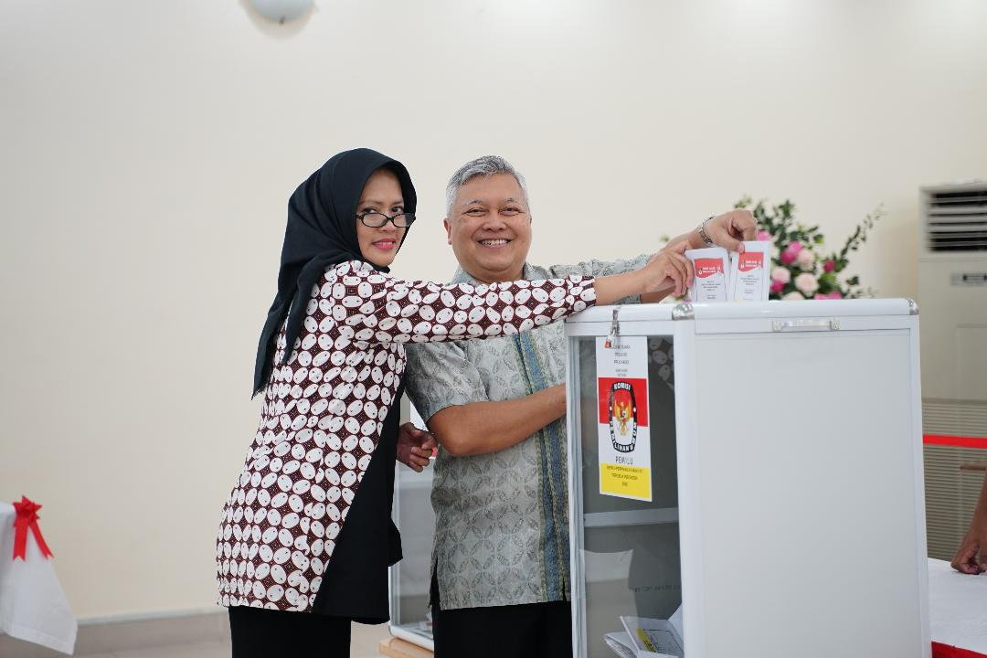 2019 Indonesian overseas general election in Hanoi