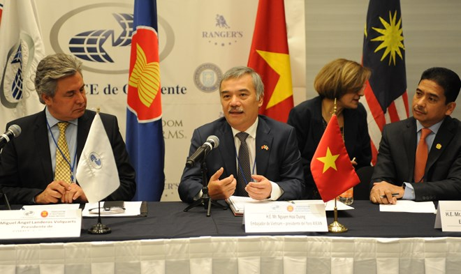 ASEAN countries boost trade ties with western Mexican state