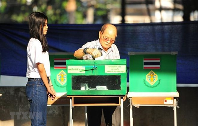 Thailand's re-election no later than April 28th