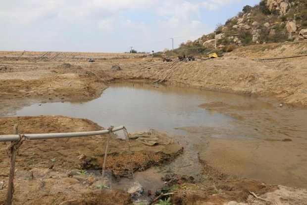 Central Highlands localities urged to use efficient irrigation systems
