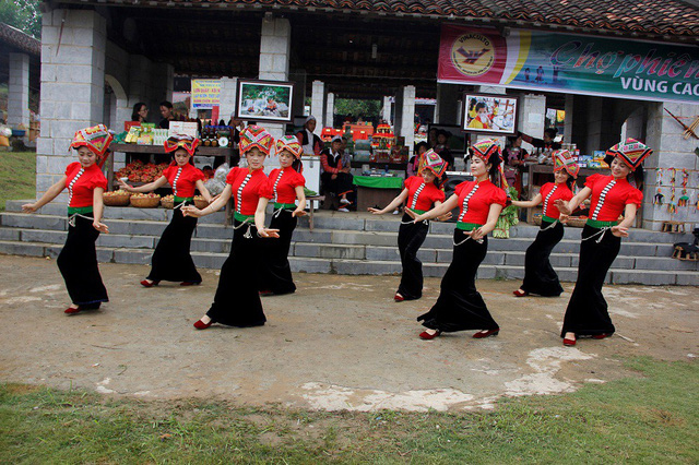 April activities at Vietnam National Village for Ethnic Culture and Tourism