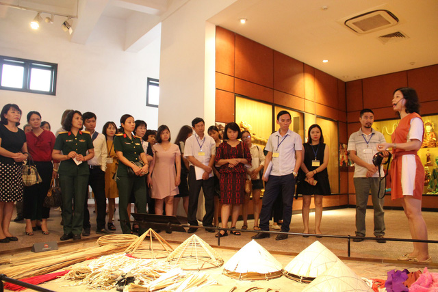 Free entrance for veterans to Vietnam Museum of Ethnology on national holiday