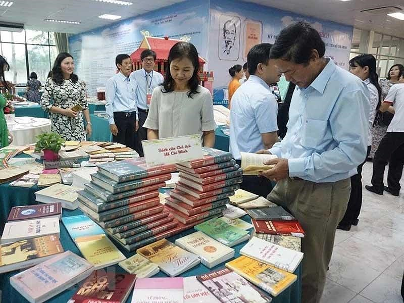 Ho Chi Minh city: Over 900 books related to Uncle Ho on display