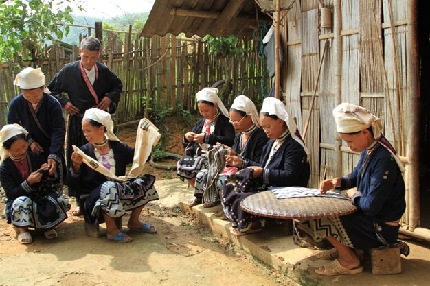 Intangible cultural heritage investigation 2019 in Cao Bang