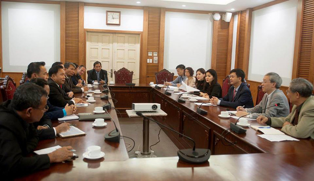 Vietnam supports Laos to develop nomination dossier on Hin Nam No National Park