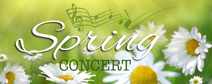 Spring Concert - A meeting place for talented artists