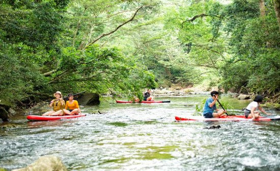 New tourism product in Phong Nha - Ke Bang