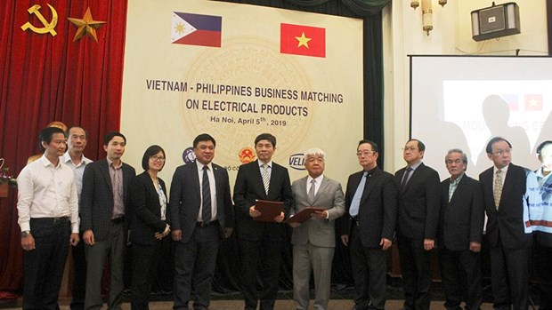 Vietnamese, Philippine firms seek cooperation in machinery, electrical products