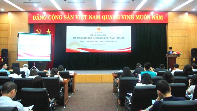 CPTPP smooths path to Canadian market for Vietnamese goods