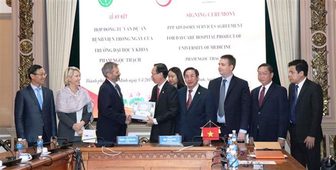 IFC to help Ho Chi Minh City build medical facilities through PPP