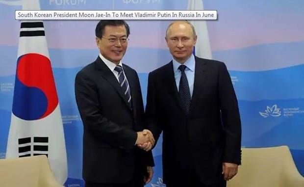RoK and Russia hold high-level talks on regional peace