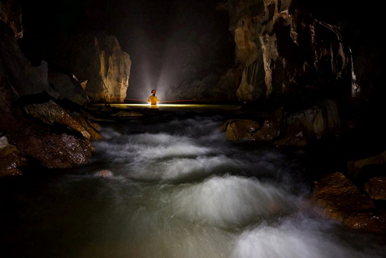New discoveries in underground river inside Son Doong announced