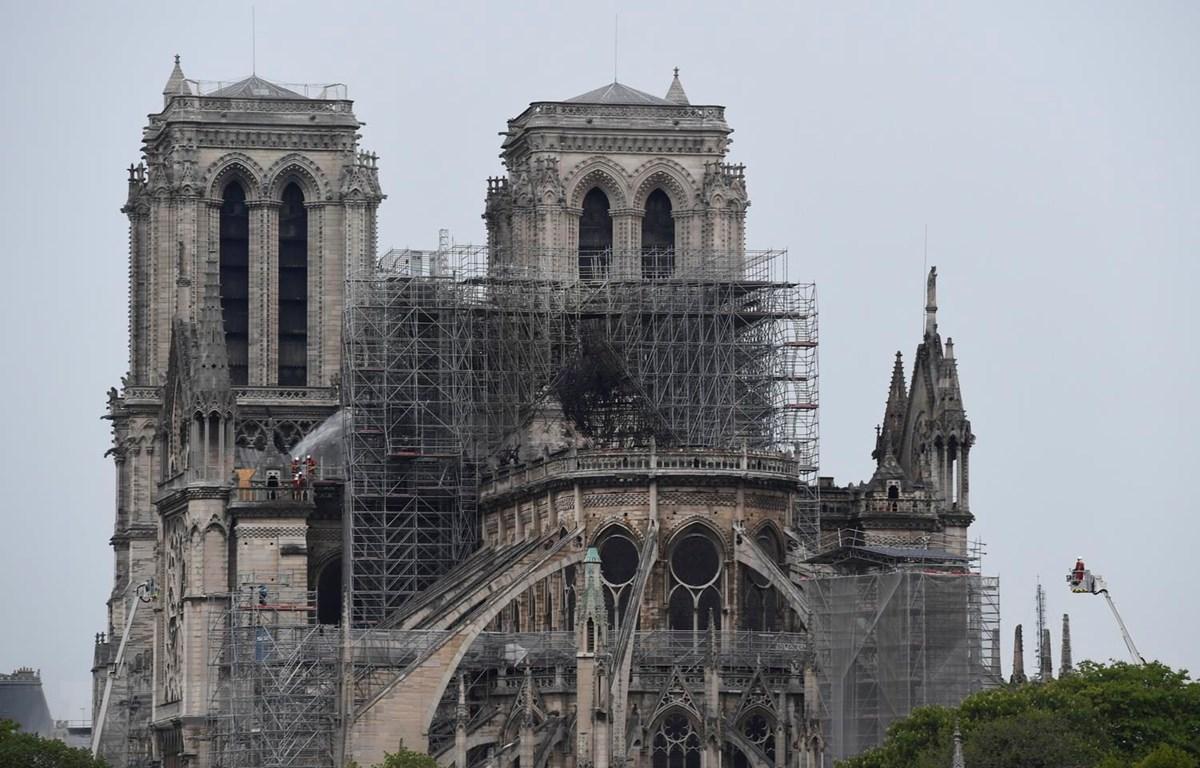Notre Dame fund reaches nearly EUR1 billion