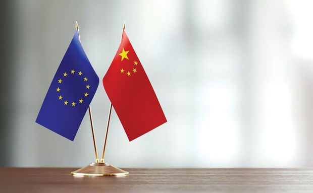 21st EU - China summit opens in Brussels