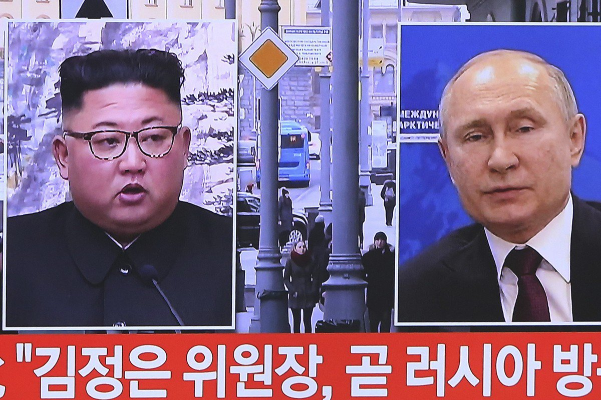 Russia ready to welcome DPRK's leader