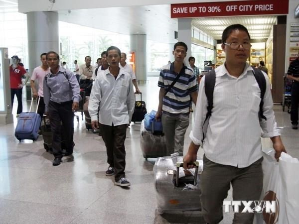 Over 41,700 labourers go to work abroad