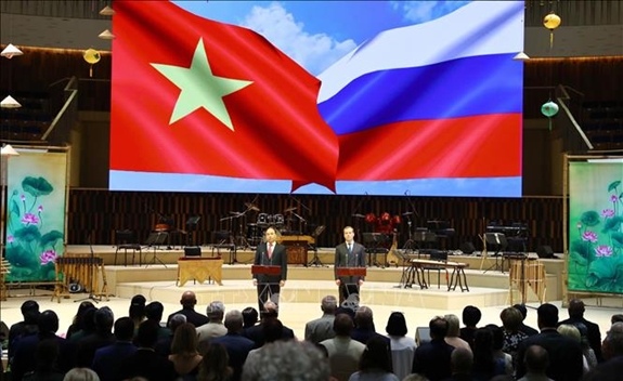 Vietnam - Russia friendship year launched