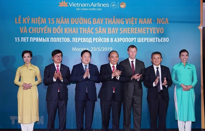 Prime Minister asks Vietnam Airlines to better services