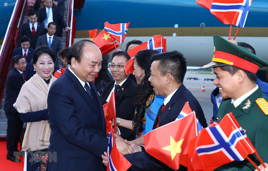 Vietnam - Norway friendly relationship promoted