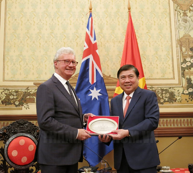 Ho Chi Minh city and Australian state expand cooperation