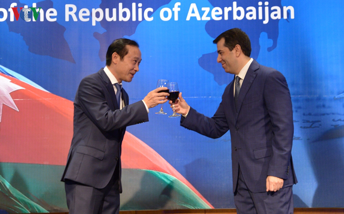 Azerbaijan to increase relationship with Vietnam