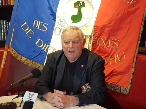 Dien Bien Phu campaign in French veteran's memory