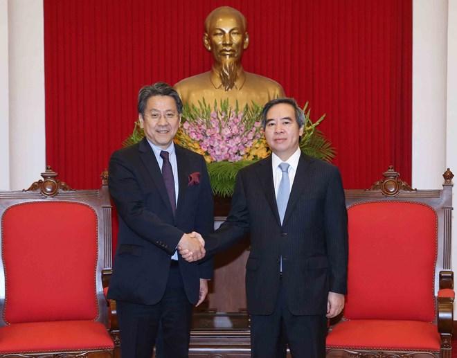 Vietnam pledges favourable conditions for Japanese bank