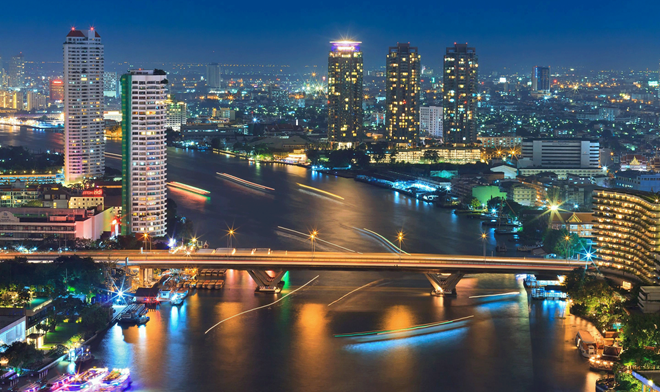Thailand's economy sees slowest growth in four years