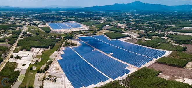 Solar power projects mushroom in Vietnam
