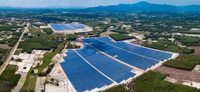 Solar power projects mushroom in Vietnam