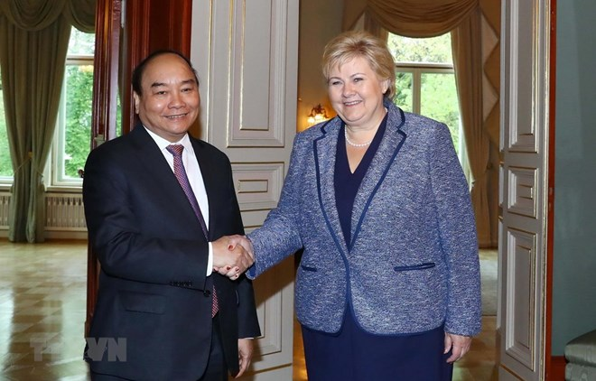 Norway – Vietnam's important partner in Northern Europe: PM