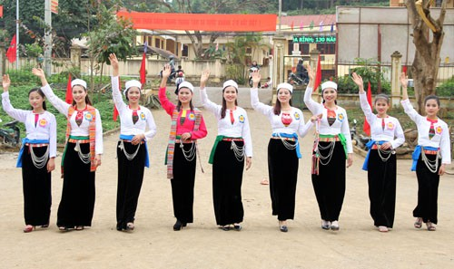 Diverse cultural activities at Hoa Binh Culture and Tourism Week 2019