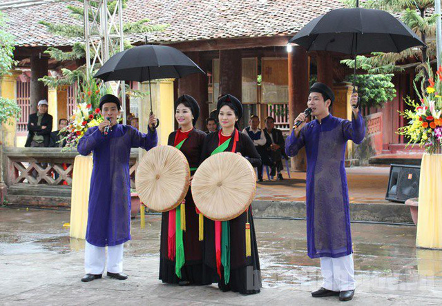 Promoting Quan ho folklore worldwide
