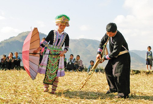 Mong ethnic culture in Yen Bai province to be introduced in Hanoi