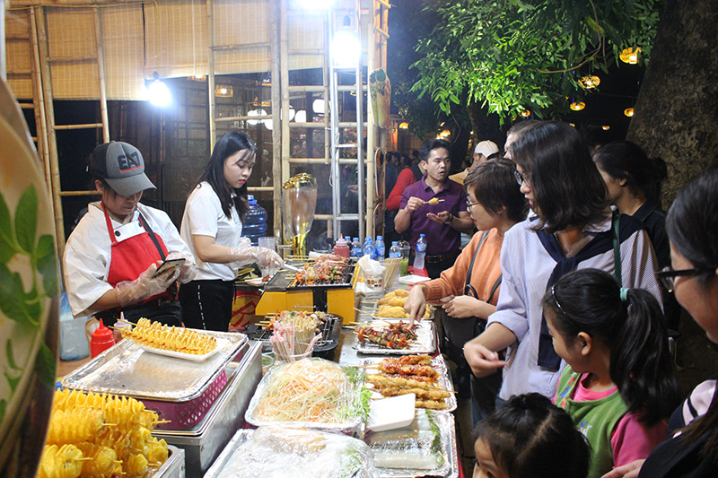 Hanoi culinary culture festival 2019 to take place in June