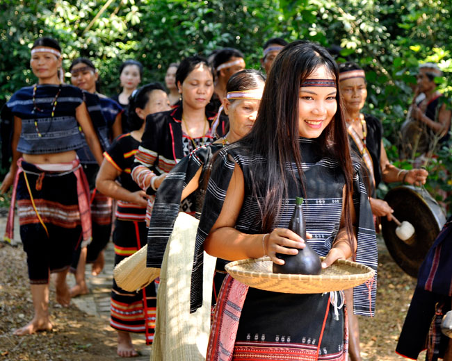 To Mon festival of Ba Na ethnic minority group in Gia Lai province
