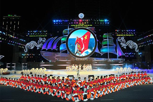 Nha Trang - Khanh Hoa Sea Festival wraps up