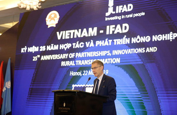 IFAD invests over USD370 million in rural projects in Vietnam