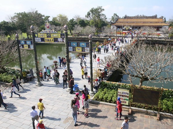 RoK tops markets of foreign tourists to Thua Thien-Hue