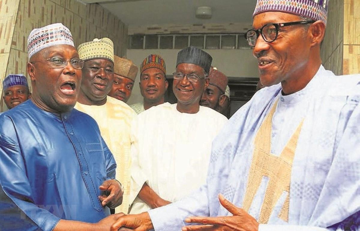 Nigerian President Mumhammadu Buhari sworn in for 2nd term
