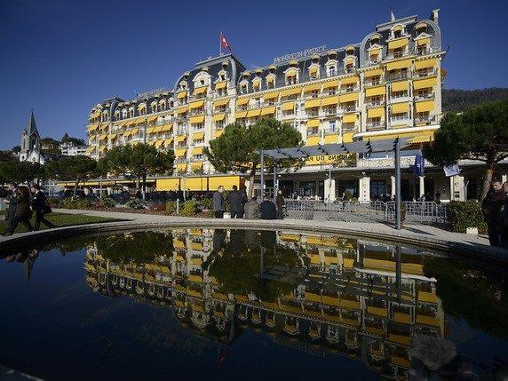 67th Bilderberg Meeting to open in Switzerland