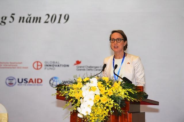 Building panorama for digital economic development in Vietnam