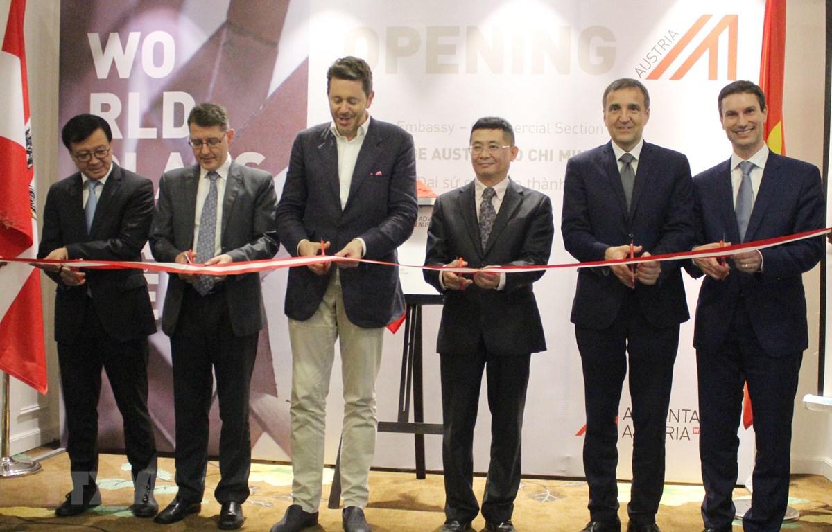 Austrian Embassy opens Trade Office in HCM city