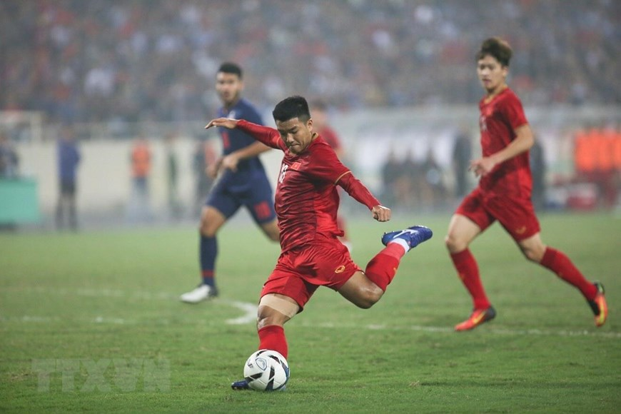 Tickets for Vietnam - Myanmar friendly match to go on sale